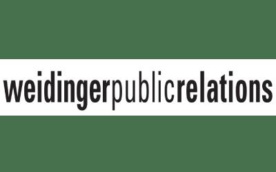 weidinger PR logo